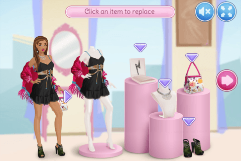 Image Stella Dress Up : Fashion Show